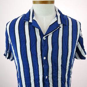 INC International Concepts Shirt Short Sleeve NWT